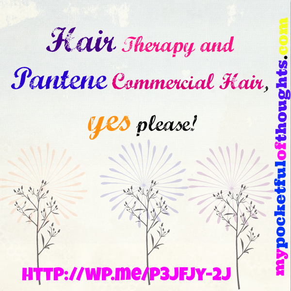 hair therapy and pantene hair