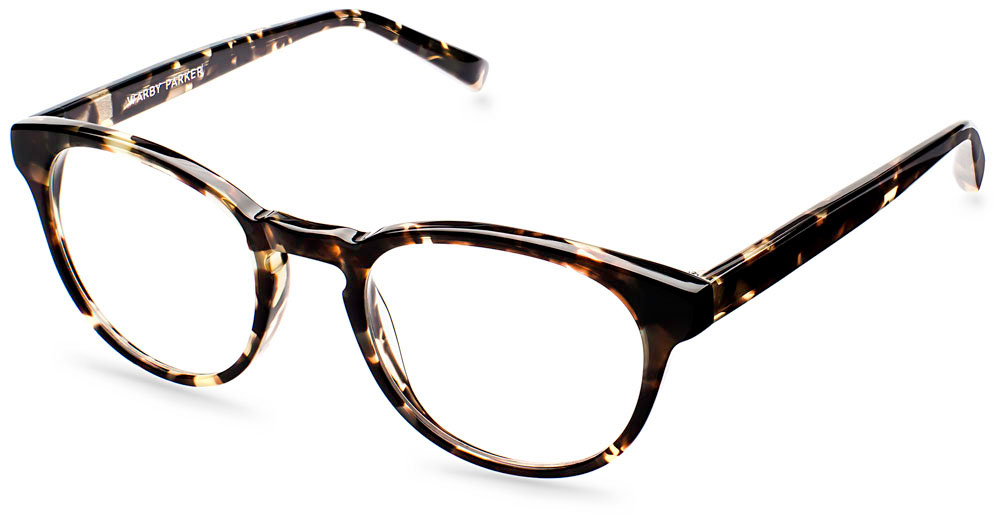 Percey in Burnt Lemon-tortoise from the Ocean Avenue Collection.
