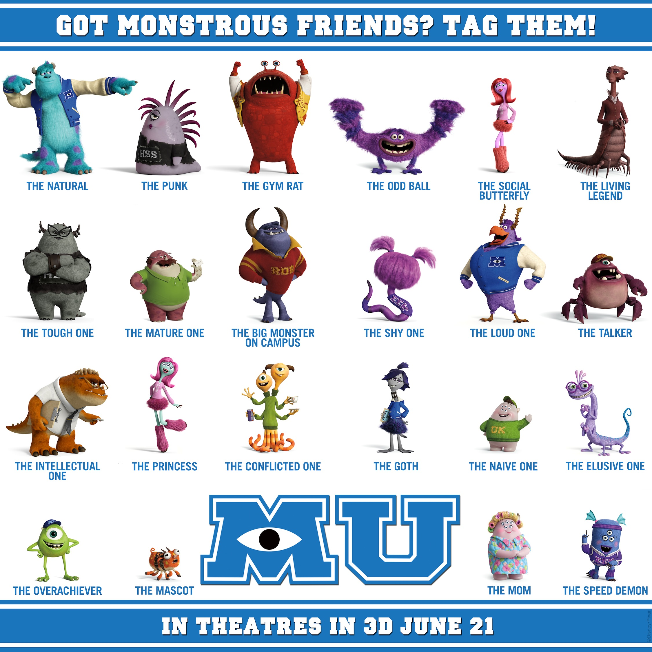 Lessons to learn from mike sully from monsters university monster university download voltagebd Image collections