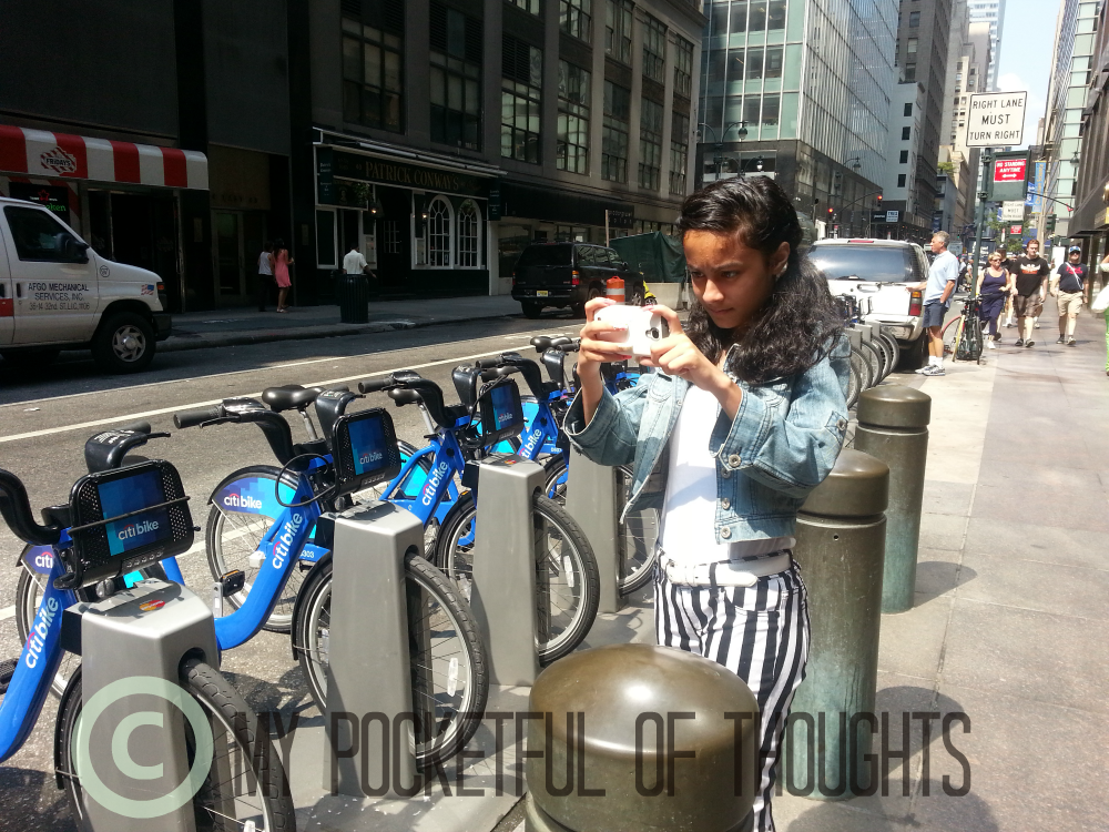 Citi Bank Bike Available in NYC to ride
