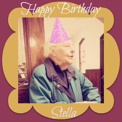 happy birthday stella