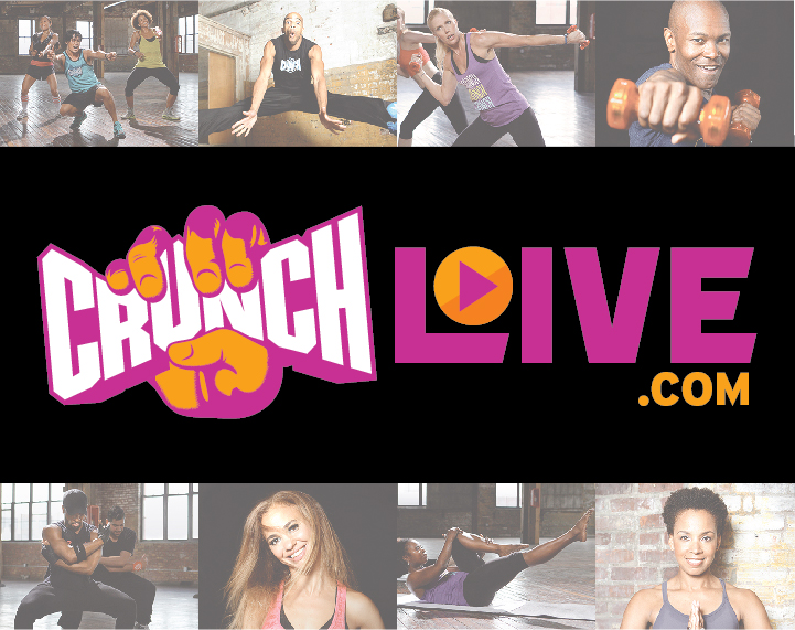 CrunchLive.com - Take your gym home! Fitness site review on My Pocketful of Thoughts