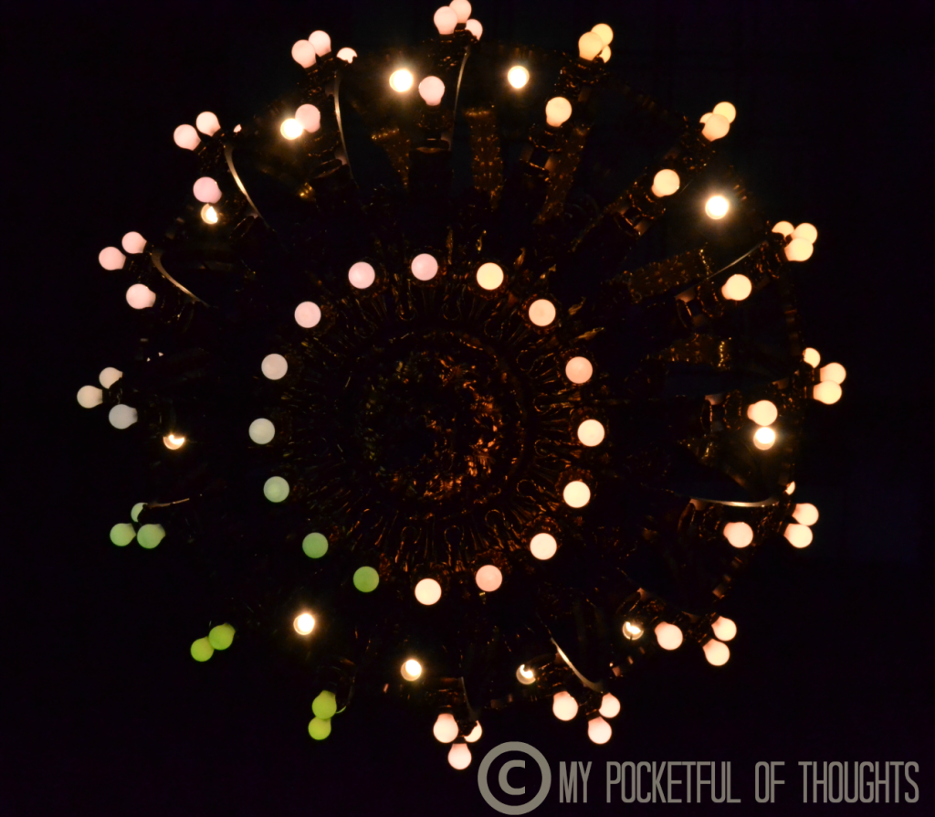 A Chandelier – BEFORE; nyc Photography Class