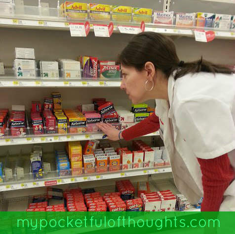A Pharmacist at Target.