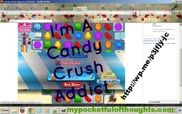 Level 125 of Candy Crush Saga