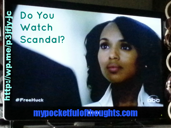 Scandal photo from my tv.
