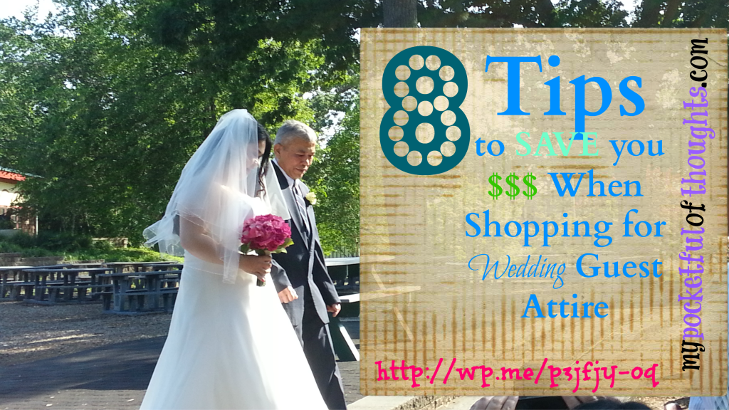 8 tips to save money shopping for wedding attire