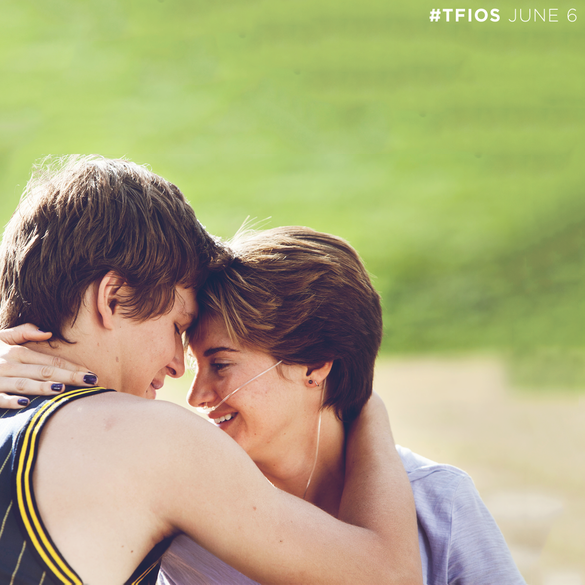 The Fault In Our Stars - Movie Review on My Pocketful of Thoughts; http://mypocketfulofthoughts.com