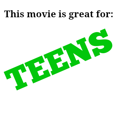 This Movie is Good for Teens - Movie Reviews with @djrelat7 for My Pocketful of Thoughts; http://mypocketfulofthoughts.com