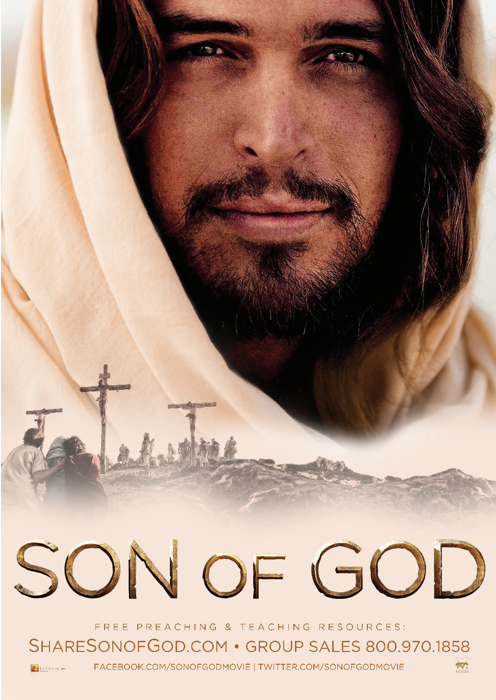 Son of God DVD Movie Review by My Pocketful of Thoughts