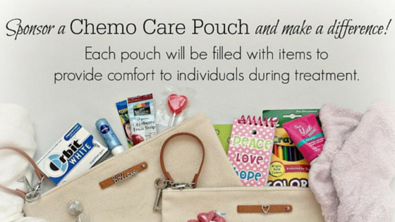 Chemo Care Pouch Project with Arelis Dias, an Independent Designer for Keep Collective